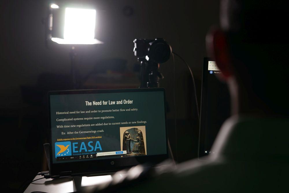 Flying Academy pořádá v dubnu online standardizační seminář pro instruktory