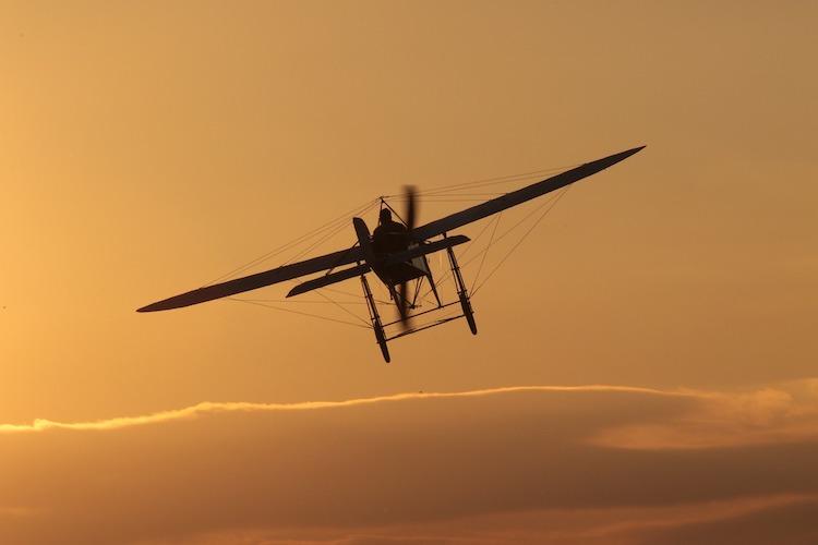 Jan Kašpar před 110 lety odstartoval éru tuzemského létání