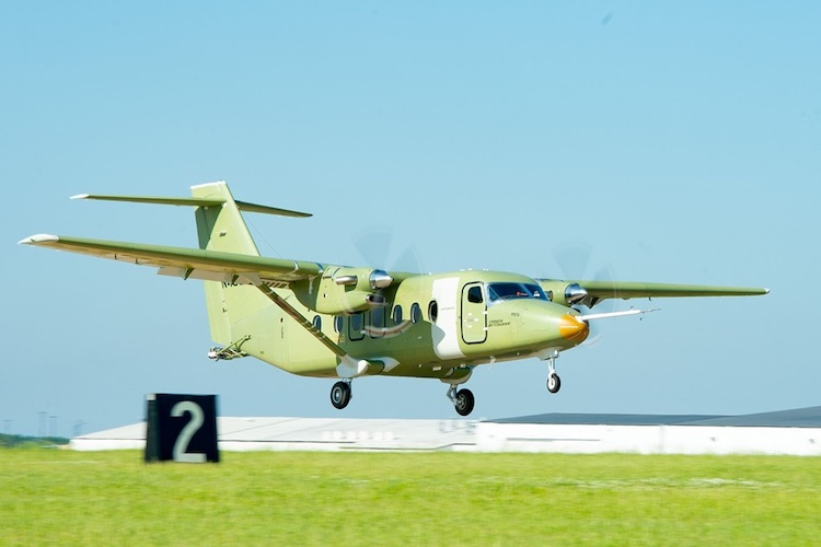 Nová Cessna SkyCourier absolvovala první úspěšný let