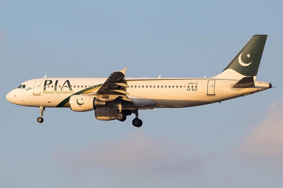 Nehoda Airbusu A320 v pákistánském Karáčí