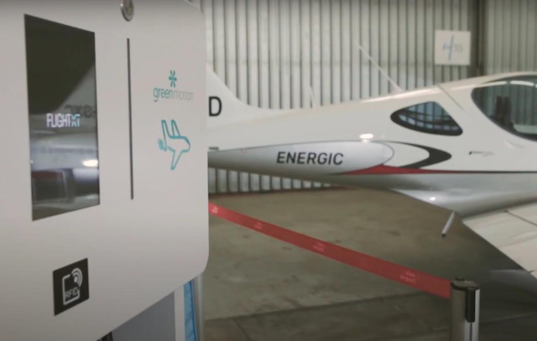Pipistrel chce vytvořit síť nabíjecích stanic pro elektrické letouny