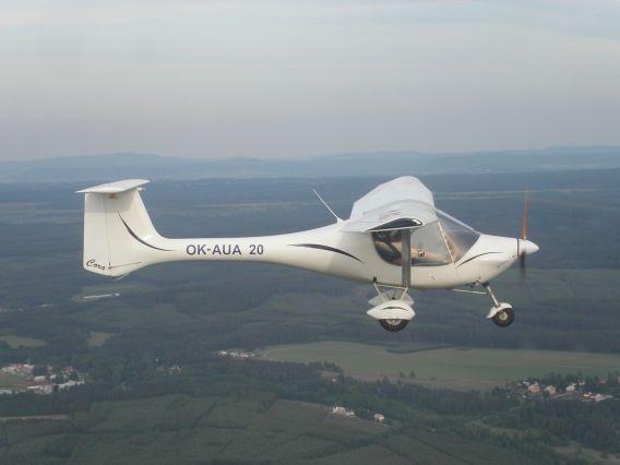 V Hosíně proběhne republikový šampionát v UL létání