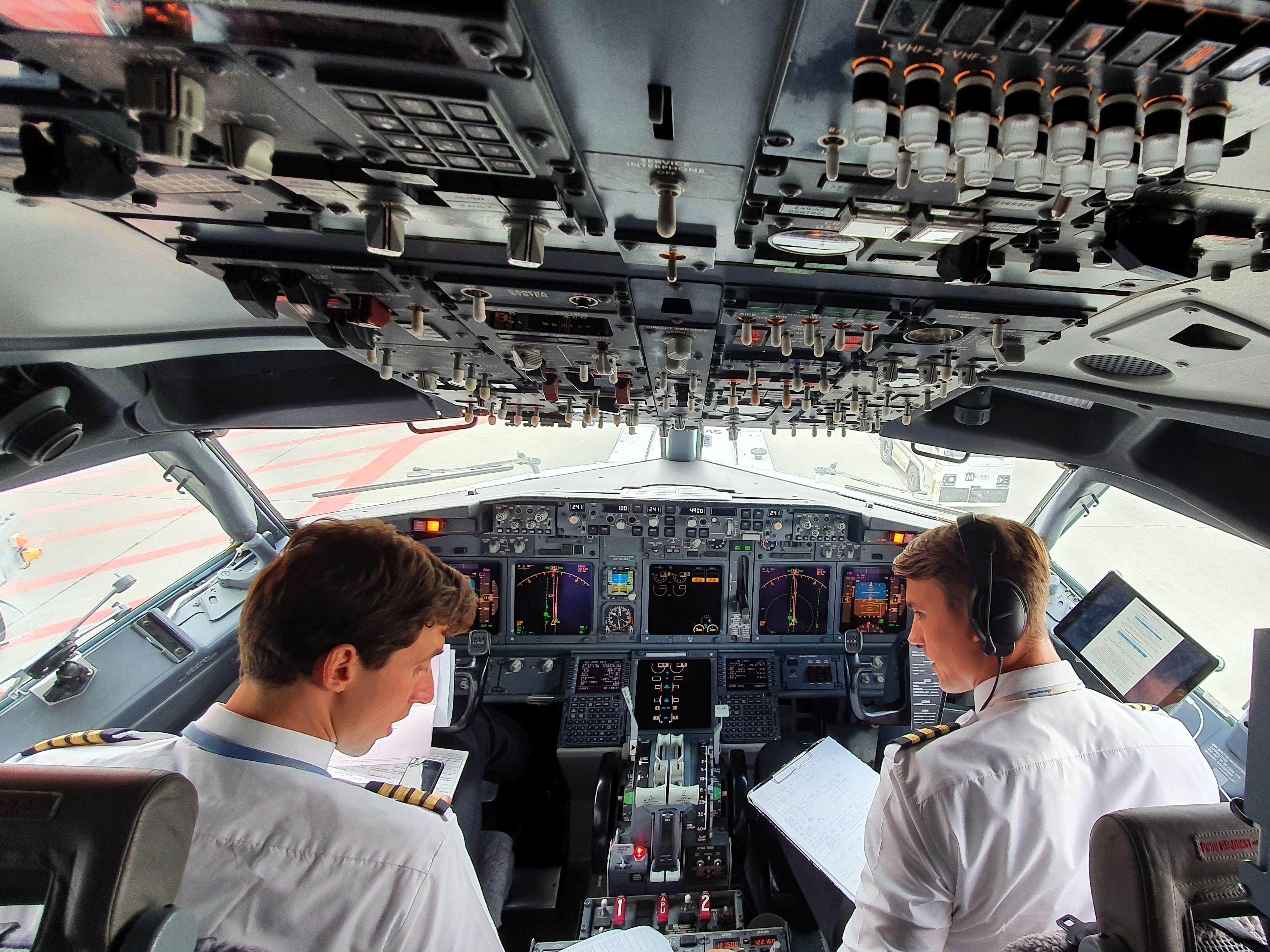 VIDEO: Z Prahy do Splitu s posádkou Boeingu 737