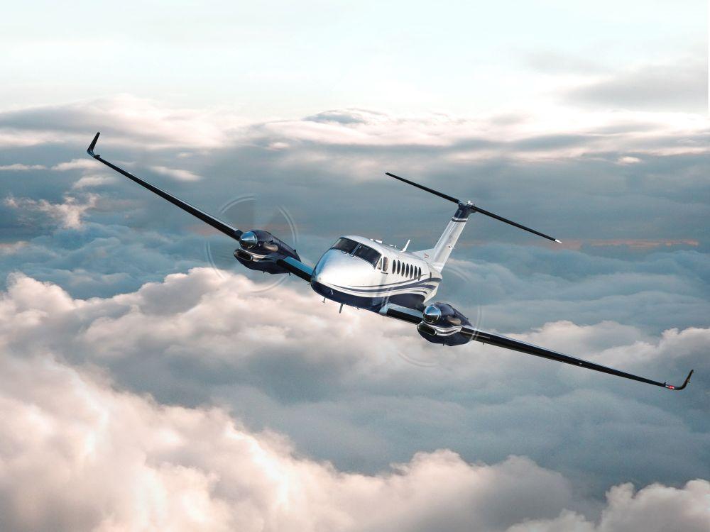 Textron představil nové verze turbovrtulového Beechcraftu King Air