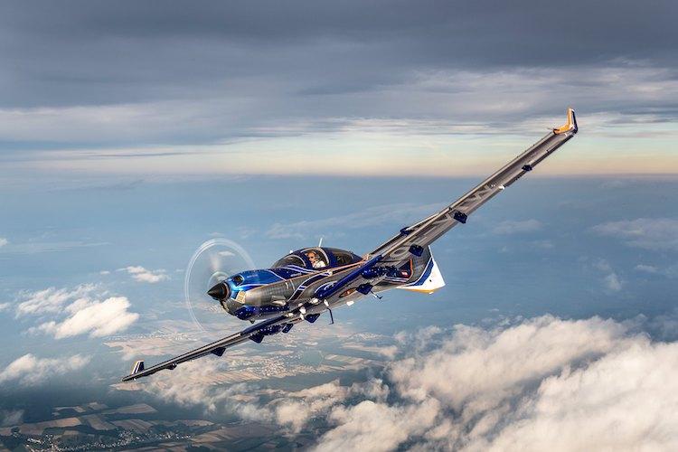 Diamond DA50 RG obdržel certifikaci EASA