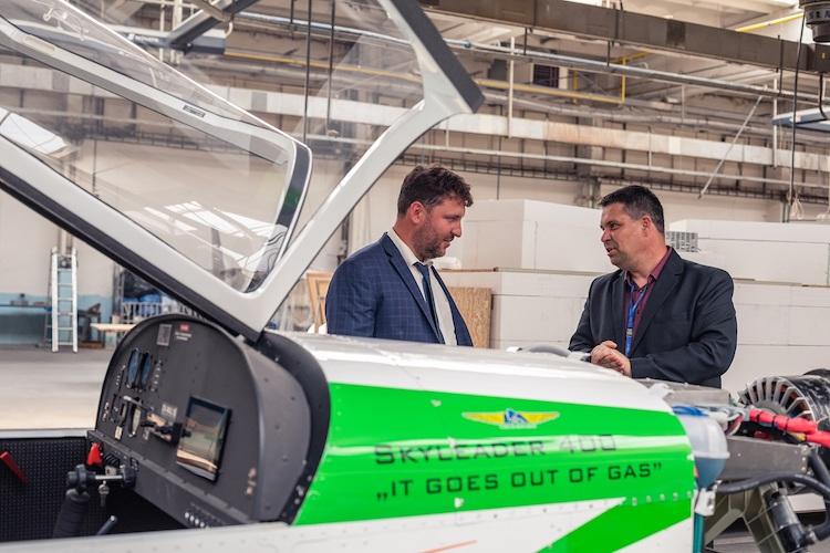 MPO chce v soutěži podpořit projekty leteckého průmyslu
