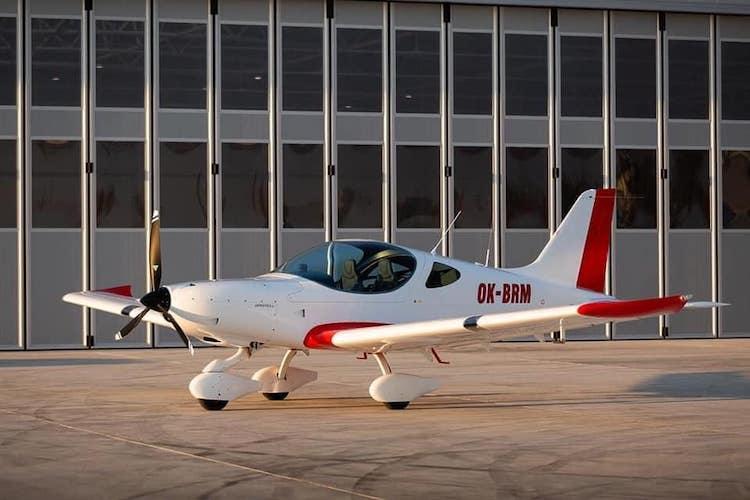 Bristell B23 se 750 kg MTOW obdržel typový certifikát EASA