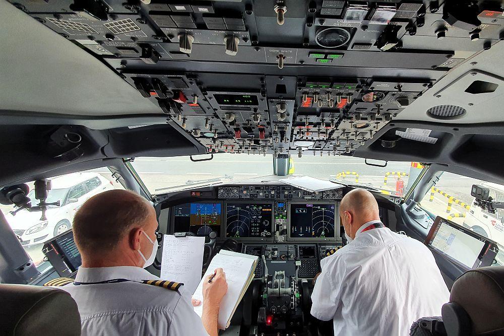 VIDEO: Z Prahy na Gran Canaria v kokpitu Boeingu 737 MAX 8