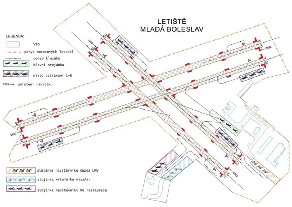 V Mladé Boleslavi mají nově paralelní dráhy, natrvalo
