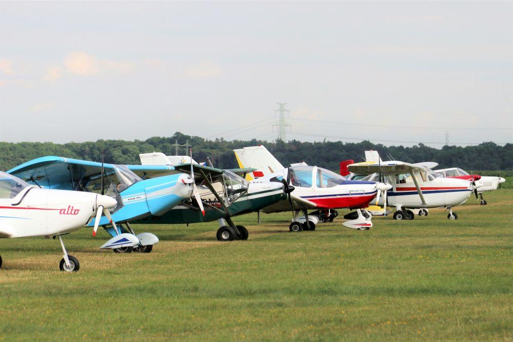 V sobotu 10. července se uskuteční Čtvrté setkání pilotů na Sazené