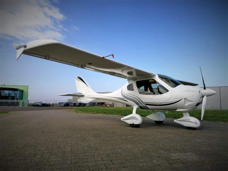 Flight Design vybavil své CTLS přeplňovaným Rotaxem