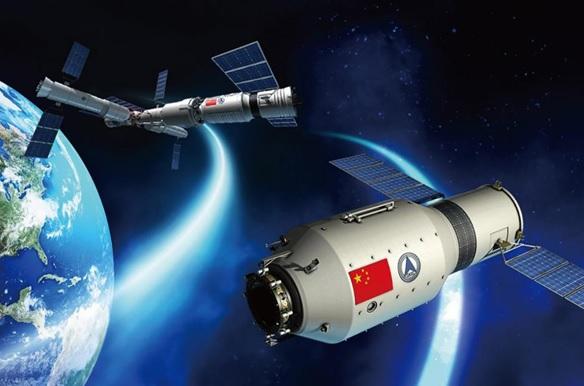 Čína expanduje do vesmíru