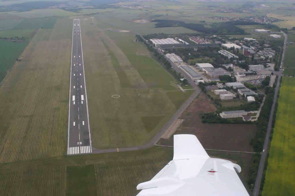 Penta prodá spolu s Aero Vodochody i letiště Vodochody