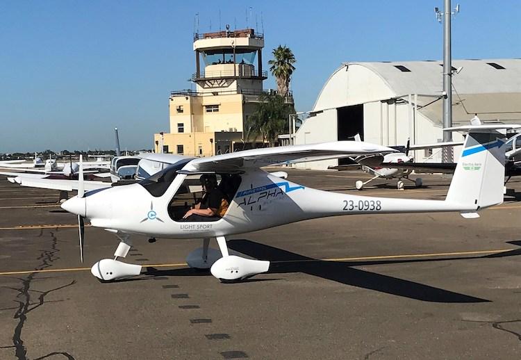 V Austrálii stanovili hned několik rekordů pro elektrická letadla