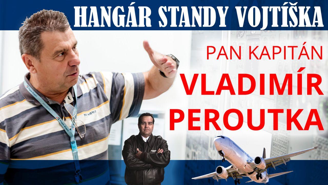Otevíráme Hangár Standy Vojtíška - nový diskusní pořad pro piloty