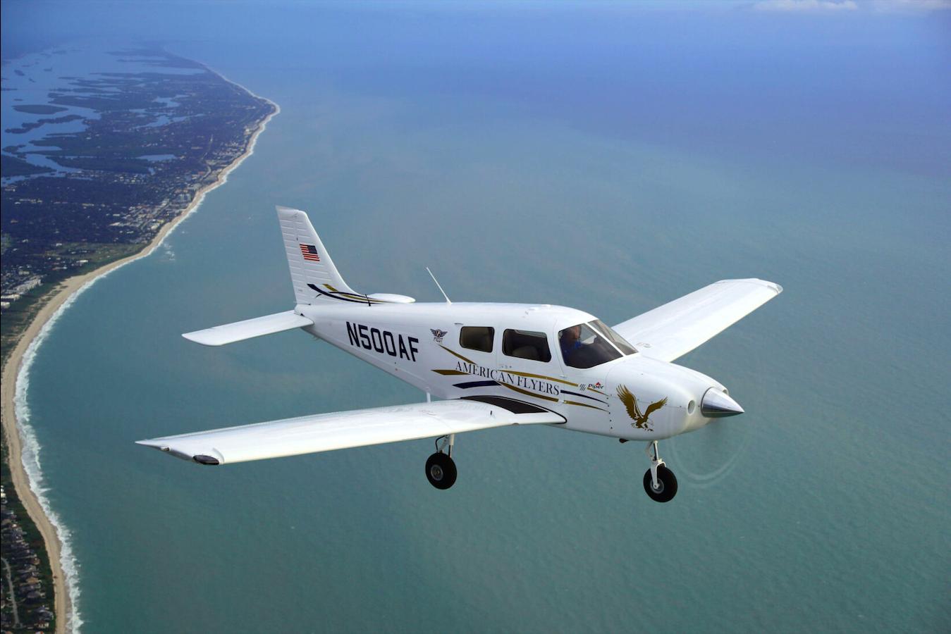 Piper obdržel osvědčení EASA pro svůj Pilot 100i