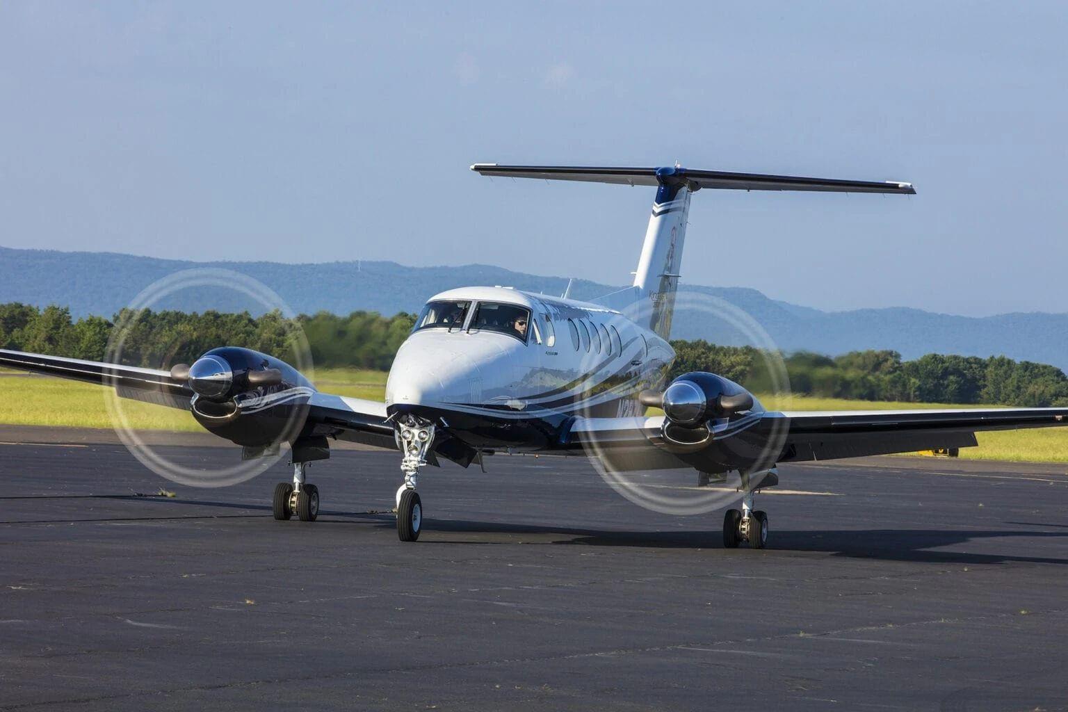 Modely Beechcraft King Air 260, 360 a 360ER získaly osvědčení EASA