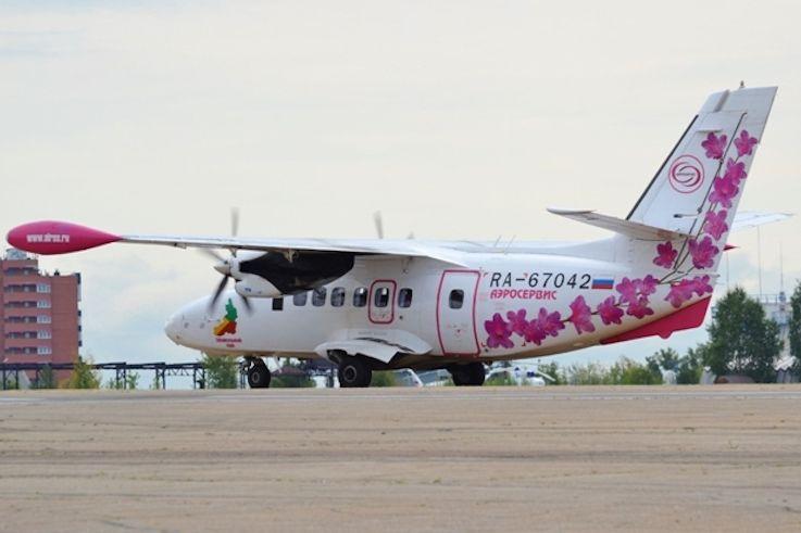 V neděli večer v Rusku havaroval letoun L410, zřejmě v mlze